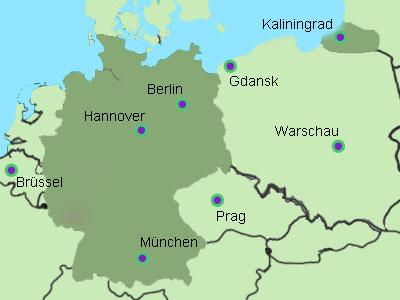 Königsberg Kaliningrad Karte.Kaliningrad Karte Europa My Blog